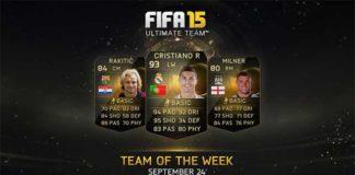 FIFA 15 Ultimate Team - TOTW 2