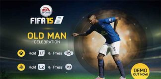 How to Perform all the FIFA 15 Celebrations for Playstation