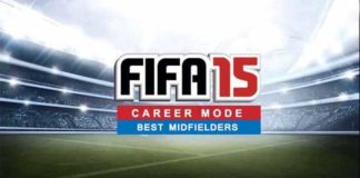 Best Midfielders for FIFA 15 Career Mode