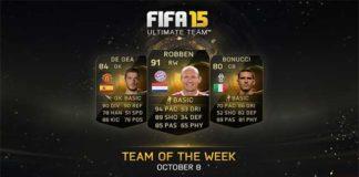 FIFA 15 Ultimate Team - TOTW 4