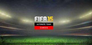 FIFA 15 Ultimate Team Cards Templates