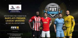 FUT United Contest for FIFA 15 Ultimate Team