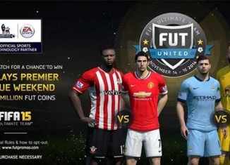 FUT United Contest for FIFA 15 Ultimate Team