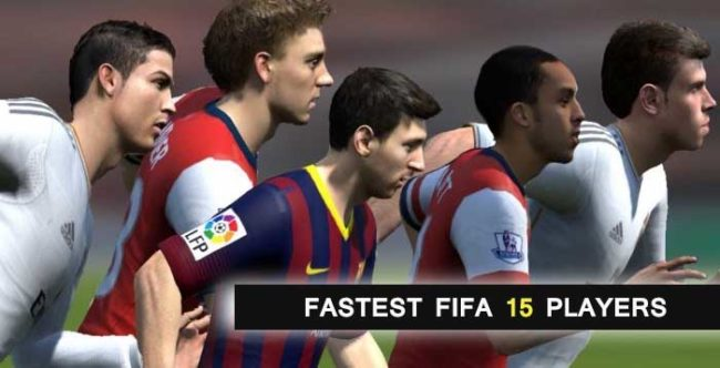 FIFA 15 Ultimate Team Fastest Players - TOP 100