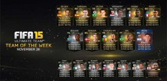 FIFA 15 Ultimate Team - TOTW 11