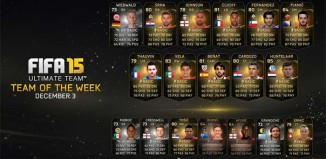 FIFA 15 Ultimate Team - TOTW 12