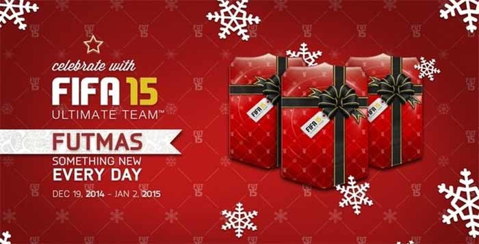 FUTMas: FIFA 15 Daily Happy Hours Begins on December 16