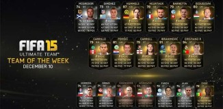 FIFA 15 Ultimate Team - TOTW 13