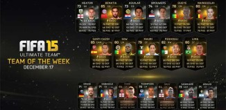 FIFA 15 Ultimate Team - TOTW 14