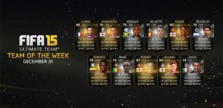 FIFA 15 Ultimate Team - TOTW 16