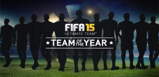 Team of The Year for FIFA 15 Ultimate Team is out