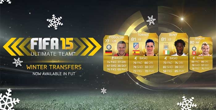 FIFA 15 Ultimate Team Summer Transfers: Batch 11