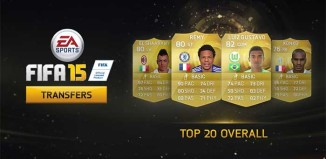 FIFA 15 Top Transferred Players of 2014
