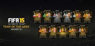 FIFA 15 Ultimate Team - TOTW 19