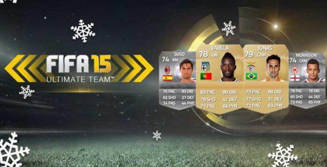 FIFA 15 Ultimate Team Winter Transfers: Third Batch