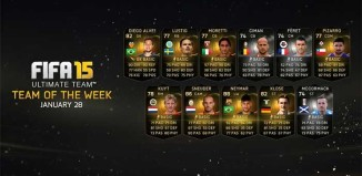 FIFA 15 Ultimate Team - TOTW 20