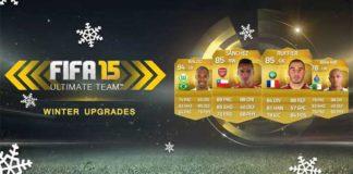 FIFA 15 Ultimate Team Winter Upgrades Leaked