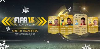 FIFA 15 Ultimate Team Winter Transfers: Fourth Batch