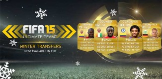 FIFA 15 Ultimate Team Winter Transfers: Fifth Batch