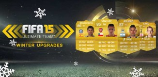 FIFA 15 Ultimate Team Winter Upgrades