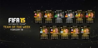 FIFA 15 Ultimate Team - TOTW 23