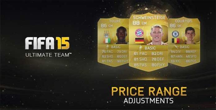 FIFA 15 Ultimate Team Prices Update 1