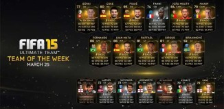 FIFA 15 Ultimate Team - TOTW 28