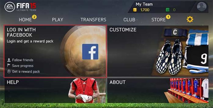Transfer Market for the FIFA 15 Ultimate Team Mobile App is Back