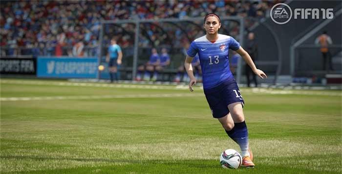FIFA 16 Women's National Teams - FAQ