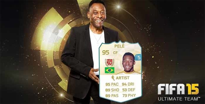 Do you want to play with the best players of FUT 15 ? Then, you have a chance. Read more about the FIFA 15 Messi & Pelé FUT Loan Item Giveaway.