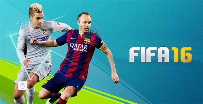 FIFA 16 Control in Midfield