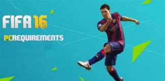 FIFA 16 PC Minimum and Recomended Specifications
