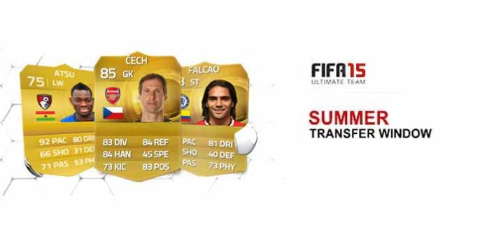 FIFA 15 Ultimate Team Summer Transfers: First Batch