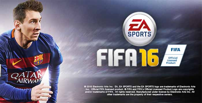 FIFA 16 Cover was revealed by EA Sports