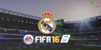 EA Sports is the official videogame partner of Real Madrid until 2018