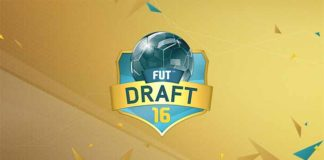 FUT 16 Draft: A New Way to Play FIFA