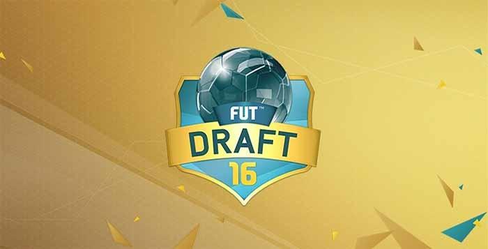 FUT 16 Draft: A New Way to Play FIFA