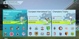 FIFA 16 Career Mode - First Details
