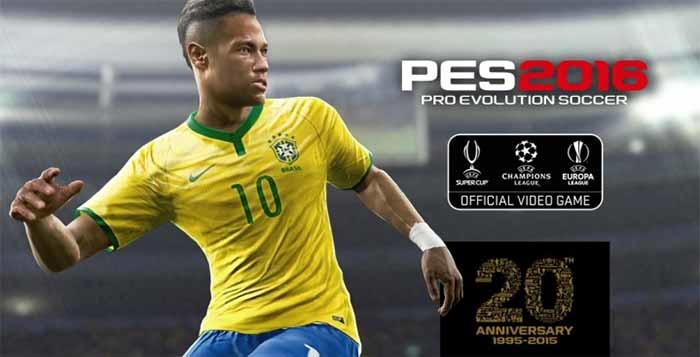 PES 2016 gives you an amazing gaming experience