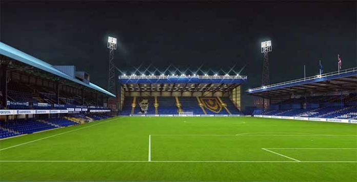 Why Fratton Park will join FIFA 16 ?