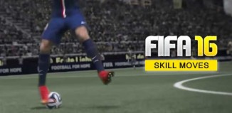 All the FIFA 16 Skill Moves for XBox
