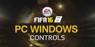 Complete FIFA 16 Controls for PC Windows