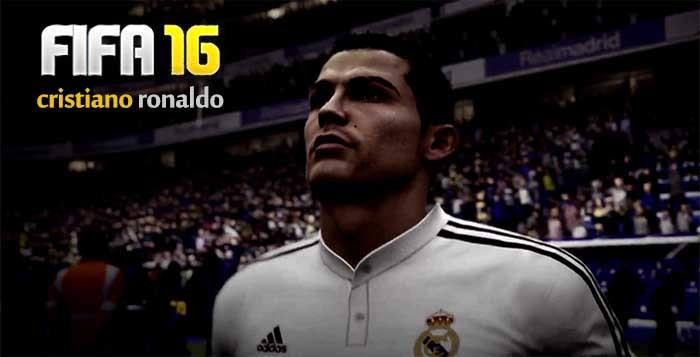 All About Cristiano Ronaldo in FIFA 16