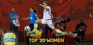 Best FIFA 16 Women's Players