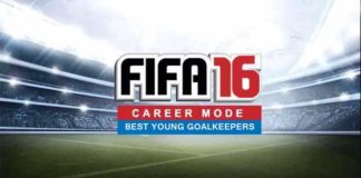 Best Young Goalkeepers for FIFA 16 Career Mode