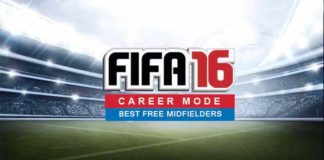 Best Free Midfielders for FIFA 16 Career Mode