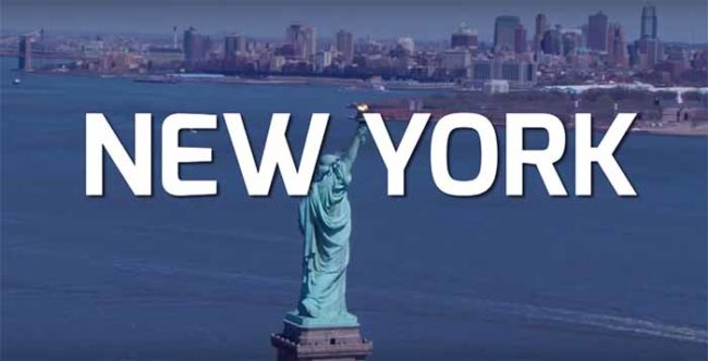 FIWC 2016 Grand Final will be played in New York City