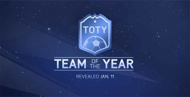 Team of The Year of FIFA 16 was Announced