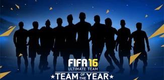 FIFA 16 TOTY