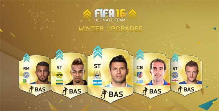 FIFA 16 Winter Upgrades